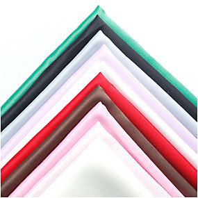 cheap Crafts & Sewing-Satin Solid Inelastic 150 cm width fabric for Special occasions sold by the Meter