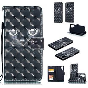 a2f9424536636 رخيصةأون الهواتف والإكسسوارات-غطاء من أجل Huawei هواوي P30   Huawei P30 Pro  محفظة