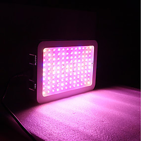 abordables Lampe de croissance LED-1 set 1200 W 6130 lm 120 Perles LED Spectre complet Installation Facile Pour Greenhouse Hydroponic Luminaire croissant Blanc Chaud Blanc Rouge 85-265 V Commercial Maison / Bureau