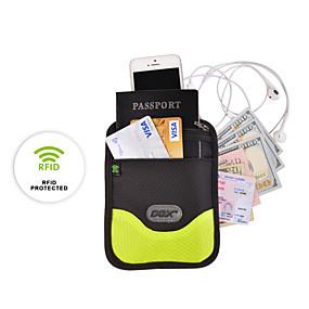 abordables Sécurité en Voyage-Sac de Voyage / Etui à Passeport & Pièce d'Identité / Claviers RFID Portable / Autre / Accessoire de Bagage Nylon 11.8*17 cm cm