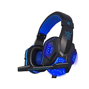 voordelige Gaming-LITBest PC780 Gaming Headset Bekabeld Gaming Stereo