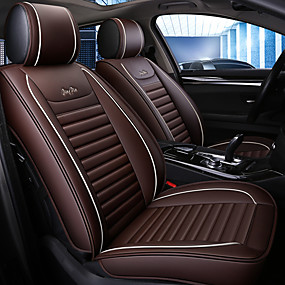 cheap 90%OFF-Car Seat Cushions Seat Cushions Beige / Coffee / Black / Red PU Leather / Artificial Leather Business / Common For universal All years General Motors
