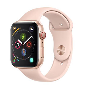 cheap Brand Salon-Apple Apple Watch Series 4 40mm(GPS + Cellular) Smartwatch iOS Refurbished Bluetooth Waterproof Touch Screen Heart Rate Monitor Sports Calories Burned Timer Stopwatch Pedometer Call Reminder Activity