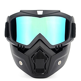 cheap 90%OFF-MT009 Face Mask Adults Unisex Motorcycle Helmet  Windproof / Easy dressing / Durable