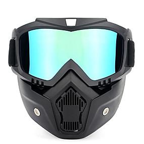 preiswerte 90%OFF-MT009 Gesichtsmaske Erwachsene Unisex Motorrad Helm Windundurchlässig / Einfaches An- und Ausziehen / Langlebig