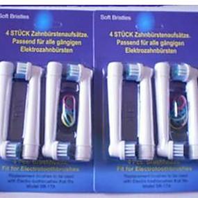 levne Ústní hygiena-SEAGO Head of Toothbrush EB17-4 pro Dámy a pánové / Denní Voděodolné / Přenosná / Nízká hlučnost / Lehké a pohodlné