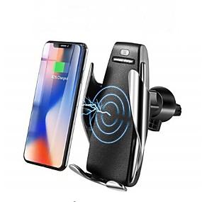 billige Telefoner og tilbehør-Rask lader / Trådløse biloppladere USB-lader Universal Trådløs Lader 1 USB-port 2.1 A DC 5V til Universell