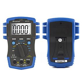 voordelige Super Korting-Mini multimetro digitale holdpeak hp-37c auto bereik true rms ac / dc spanning digitale multimeter temperatuur ncv elektrische tester