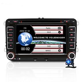 povoljno 30%OFF-JUNSUN 2531-S 7 inch 2 Din Windows CE U-crtica DVD player / Car MP5 Player / Auto MP4 Player GPS / MP3 / Ugrađeni Bluetooth za Volkswagen / Škoda / Sjedalo Mini USB podrška AVI / WMV / ASF MP3 / WMA