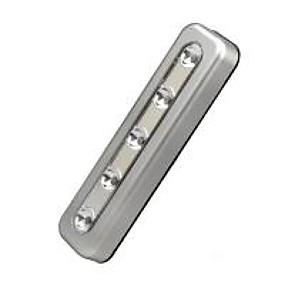 billige LED-kabinetlamper-lysstyrke trådløst væg 5 led kabinet skabet selvklap tap lys