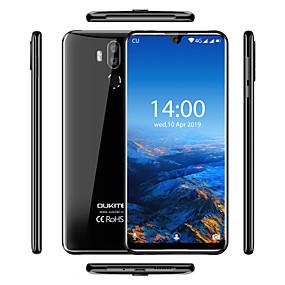 "billige OUKITEL-OUKITEL K9 7.12 tommers "" 4G smarttelefon ( 4GB + 64GB 2 mp / 16 mp MediaTek MT6765 6000 mAh mAh )"