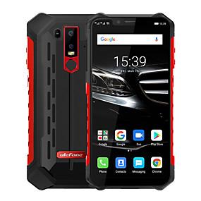 "billige Ulefone-Ulefone armor 6E 6.2 tommers "" 4G smarttelefon ( 4GB + 64GB 2 mp / 16 mp MediaTek MT6771 5000 mAh mAh )"