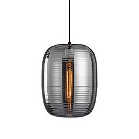 billige Hengelamper-Globe Anheng Lys Omgivelseslys galvanisert Glass Glass Nytt Design 110-120V / 220-240V