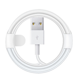 povoljno iPhone kabel i punjači-Rasvjeta Kabel Normal TPE USB kabelski adapter Za iPhone