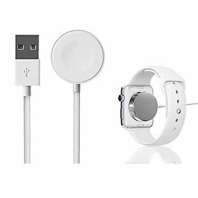billige Smarturstilbehør-til iwatchs 2 3 automatisk adsorption usb kabel trådløs oplader til Apple Watch trådløs magnetisk opladning