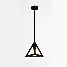 billige Hengelamper-geometriske Anheng Lys Nedlys galvanisert Metall Kreativ 110-120V / 220-240V