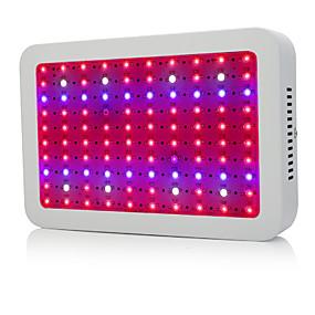 abordables Lampe de croissance LED-10000 lm 100 Perles LED Installation Facile Luminaire croissant Blanc Naturel Rouge Bleu 85-265 V