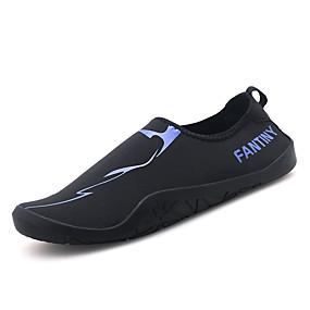 voordelige Damesinstappers & loafers-Dames Loafers & Slip-Ons Platte hak Ronde Teen Netstof Zoet Waterschoenen / Wandelen Zomer Roze / Marine Blauw