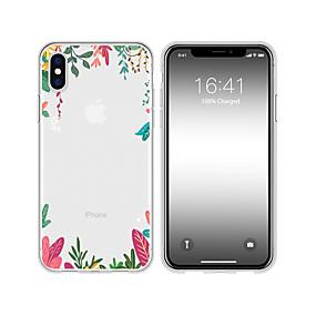 7ae1d45a0b8 estuche para iphone x xs max xr xs nuevo estuche funda suave tpu color  tropical flor suave tpu para iphone5 5s se 6 6p 6s sp 7 7p 8 8p16 * 8 * 1