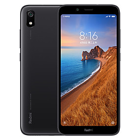 "cheap Smartphones-Xiaomi Redmi 7A Global Version 5.45 inch "" 4G Smartphone ( 2GB + 16GB 12 mp Qualcomm Snapdragon 439 4000 mAh mAh )"