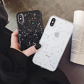 cheap Cool & Fashion Cases for iPhone-Case For Apple iPhone XS / iPhone XR / iPhone XS Max Shockproof / Pattern Back Cover Cartoon TPU