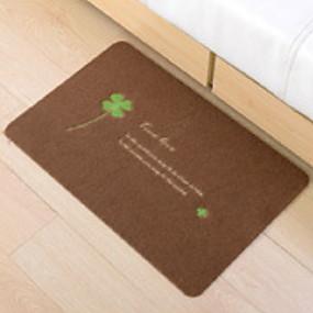 voordelige Matten & Tapijten-1pc Traditioneel Badmatten Special Material Bloemenprint Anti-slip