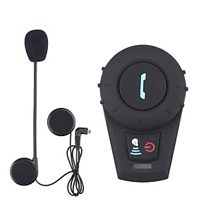 billige Nyankomne i august-motorsykkel hjelm bluetooth intercom hjelm bluetooth headset bt interphone fm radio