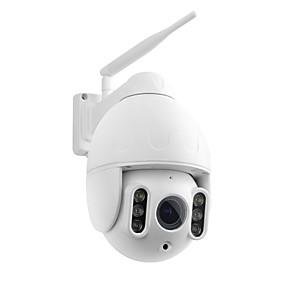 Недорогие IP-камеры для улицы-Wanscam K64A 1080 P PTZ 16-кратный зум FHD обнаружение лица автоматическое слежение Wi-Fi беспроводной двусторонней аудио IP-камеры