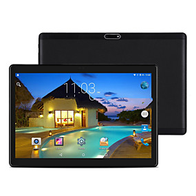 billige Tabletter-Ampe S107 10.1 tommers phablet ( Android 7.0 1920*1200 Octa Core 2GB+32GB )