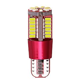 abordables Nouvelles arrivées en septembre-t10 3014 pas d'erreur voiture marqueur feu de stationnement lampe 57 smd ampoule de coin de moteur