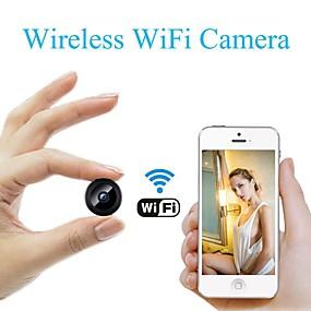 halpa IP-verkkokamerat sisäkäyttöön-a9 ip-kameran turvakamera minikamera wifi mikro pieni kamera videokamera videonauhuri ulkona yöversio kotivalvonta hd langaton kaukosäädin puhelin os android app 1080p