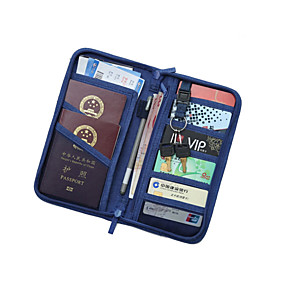 billige Sikkerhet på reisen-Bagasjeorganisator / Passholder og ID-holder / Passlomme polyester / Nylon Vanntett / Støvtett / støtdemping عادي