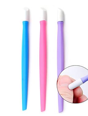 voordelige Nagelscharen & clippers-Muovi Nail Art Tool Voor Nagelriem Waterbestendig Nagel kunst Manicure pedicure Gepersonaliseerde