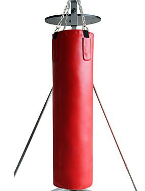 billige Sport og friluftsliv-Punchbag sandbag Holdbar ubesatt Til Taekwondo Boksing Karate Treningsøkt Kampsport Styrketrening 1 pcs Rød