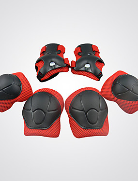 abordables Sports & Loisirs-Enfants Équipement de protection Protège Genoux, Protège Coudes & Protège Poignets pour Cyclisme Patinage sur glace Skateboard Roller en