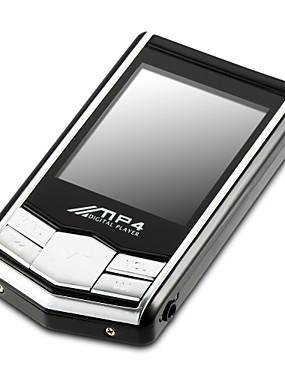 """abordables Lecteur MP3-8gb portable 4g mp4 mince mp3 avec 1,8 """"écran lcd radio fm film de jeux vidéo"""