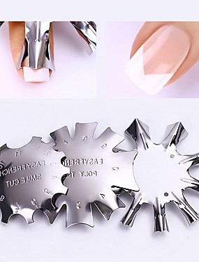 voordelige Ander Gereedschap-1pc Nail Art Tool Voor Vingernagel Teennagel DHZ / Duurzaam Nagel kunst Manicure pedicure metallinen / Gepersonaliseerde / Klassiek Dagelijks