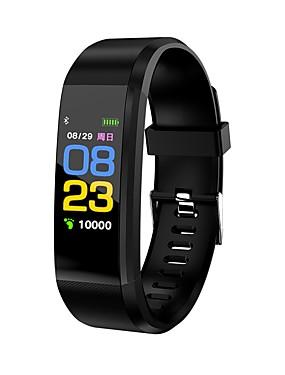 billige Smart elektronikk-Smart armbånd KL115 til Pulsmåler / Pedometere / Meldingspåminnelse / Samtalepåminnelse Pedometer / Samtalepåminnelse / Fitnessporing / Aktivitetsmonitor / Søvnmonitor / Vekkerklokke
