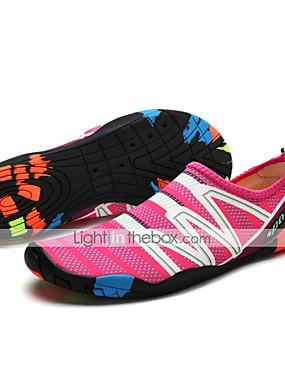 baratos Esporte & Lazer-Sapatos para Água Pele PVC para Adulto - Anti-Escorregar Natação Snorkeling Esportes Aquáticos