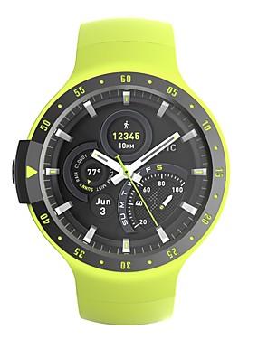 abordables Montre remise à neuf-TicWatch WE11078 Montre Smart Watch Android iOS Remis à neuf Bluetooth Wi-Fi Sportif Imperméable Moniteur de Fréquence Cardiaque Longue Veille Mode Mains-Libres Minuterie Chronomètre Podomètre Rappel