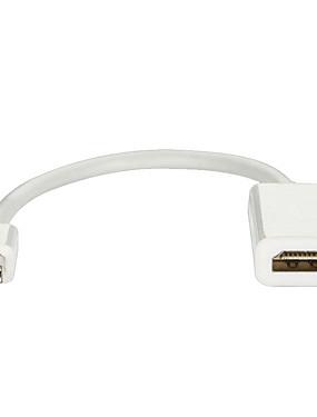 ราคาถูก เคเบิลและอะแดปเตอร์-LIFETONE hd 2 มินิ ดิสเพลย์พอร์ต HDMI 2.0 ตัวผู้-ตัวเมีย 1080P 5.0 Gbps 0.15m (0.5Ft)
