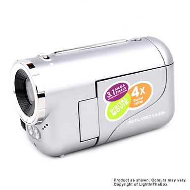 The cheapest digital camcorder 3.1mp DV136ZB with 1.5