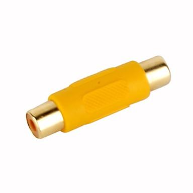 ψηφιακό θηλυκό καλώδιο RCA με θηλυκό βύσμα (smqc051)