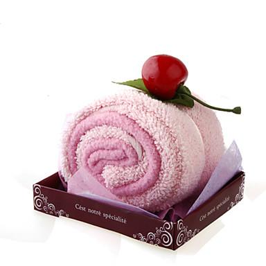 kage-stil pakkede håndklæde (spredes til reel håndklæde)
