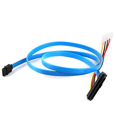 tvrdog diska SAS kabel 29p do 1 sata * 7P kabel 70cm