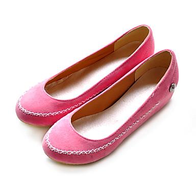 ante tacón alto cerrado dedos con remaches informal colores shoes.more / luna de miel disponibles