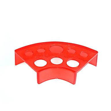ventilator forma roșu de plastic suport pentru pahare cerneală