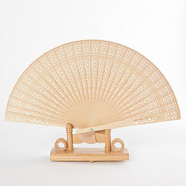 billige Vifter og parasoller-Fest / aften / Avslappet Materiale Bryllupsdekorasjoner Hage Tema / Ferie / Klassisk Tema Sommer Høst Alle årstider