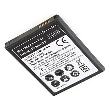 1800mAh náhradní baterie pro Samsung Galaxy S i9100 ⅱ