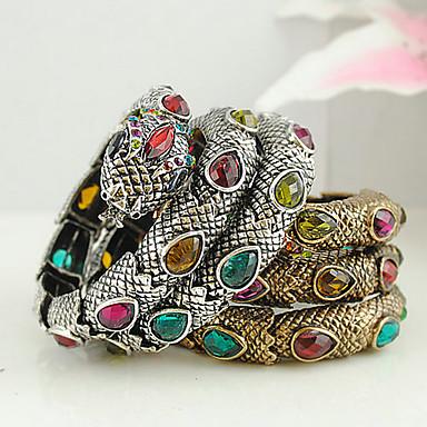 elettro-plated snake bracelet progettazione